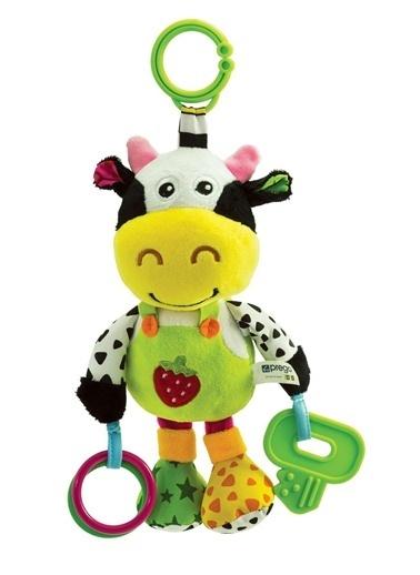 Prego Toys FK8002 Sevimli İnek-Prego